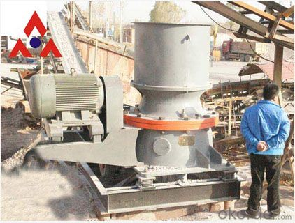 DP Single Cylinder Hydraulic Cone Crusher