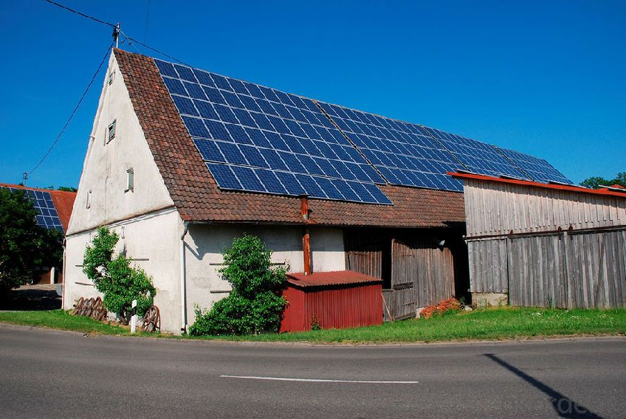Polycrystalline 310w Silicon Solar Panel