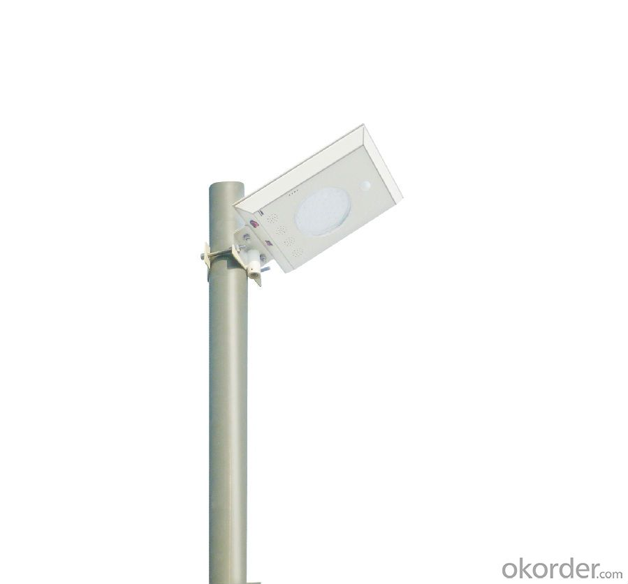 5W solar garden light solar energy integrated street lamp solar street lamp solar LED street lamp