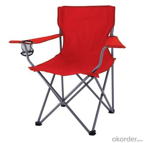 Folding High Back Camping Chair with Various Colors