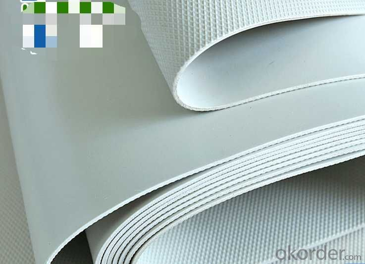 PVC Root Puncture Resistant Waterproofing Membrane