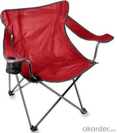 Mountain Summit Beach Camp Chair Red/Blue/Green