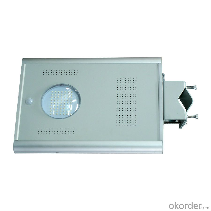 8W Solar garden light Solar energy integrated street lamp Solar street lamp solar LED street lamp