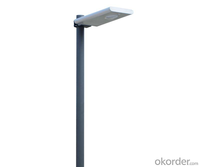 12W Solar garden light Solar energy integrated street lamp solar street lamp Solar LED street lamp