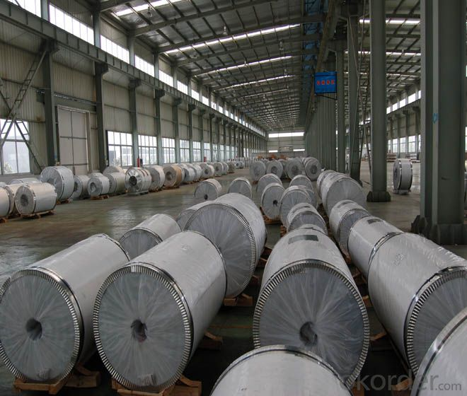 PVDF Color Coated Aluminum Coil Used Outdoors