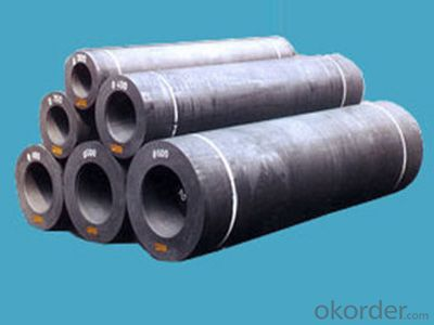 High Level Graphite Electrode for EAF Furnace Made in China