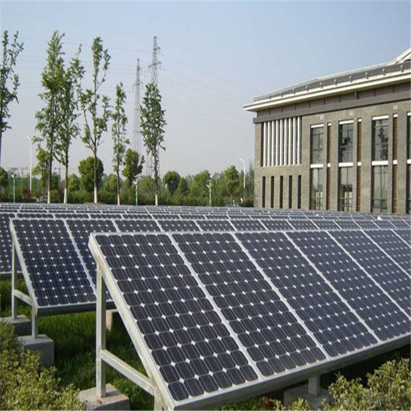 High Efficiency Poly/Mono Solar Panel 200-300W ICE-10