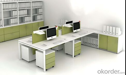 Office Workstation Desk/Table Flexible Furniture Systems