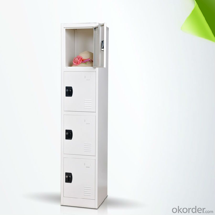 Four Door Steel Locker Furniture Model CMAX-004