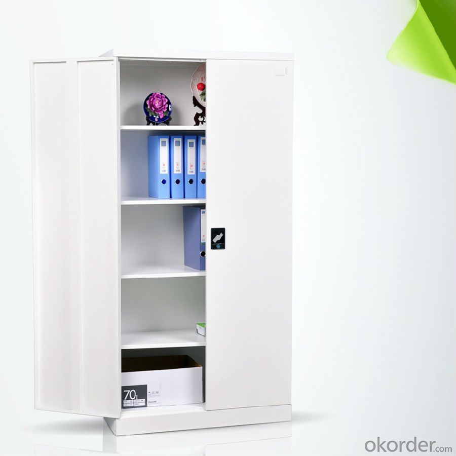 Office Filling Cabinet Two Doors Steel Furniture