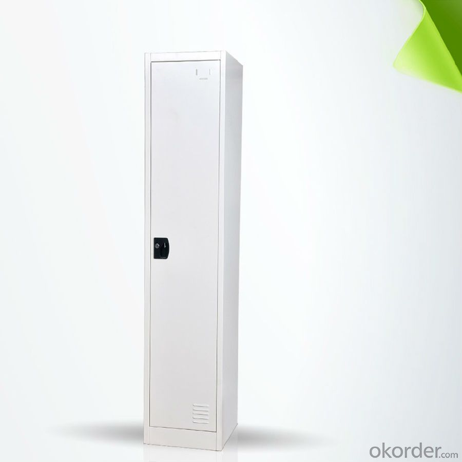 Steel Locker Steel Cabinet with 1 Door CMAX-001