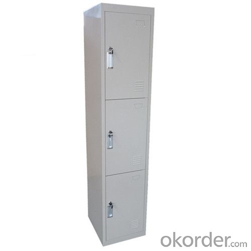 Three Door Metal Cabinet Model CMAX-0003