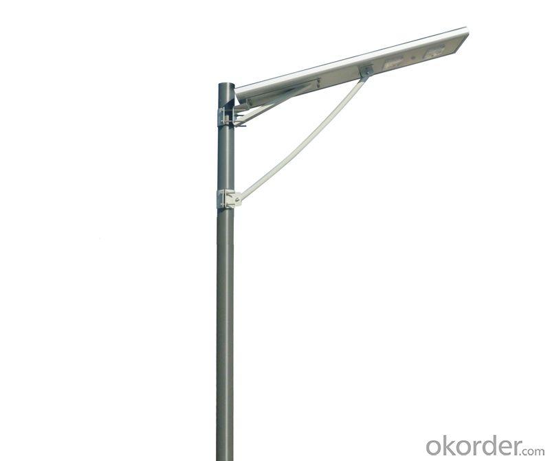 25W solar garden light Solar energy integrated street lamp solar street lamp solar LED street lamp