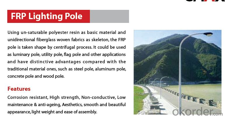 FRP Pultrusion Profiles RR18  From China !