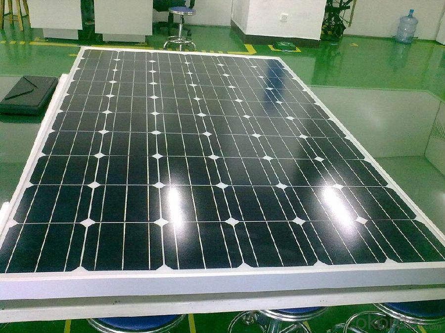 Monocrystalline Silicon 200w Solar Module in EU Market