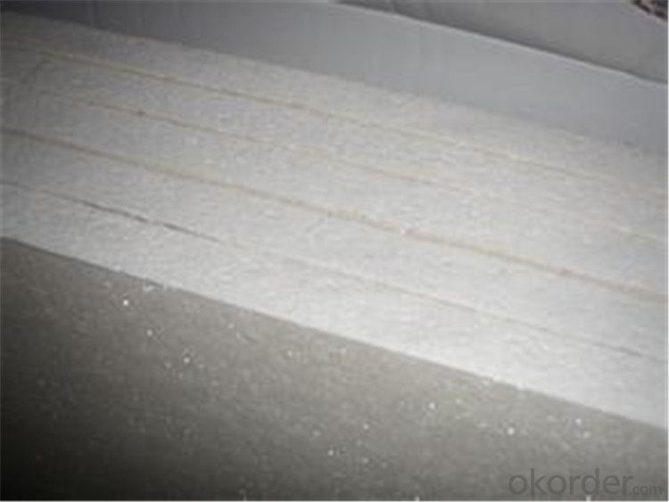 Insulation High Aluminium Ceramic Fiber Board High Quality