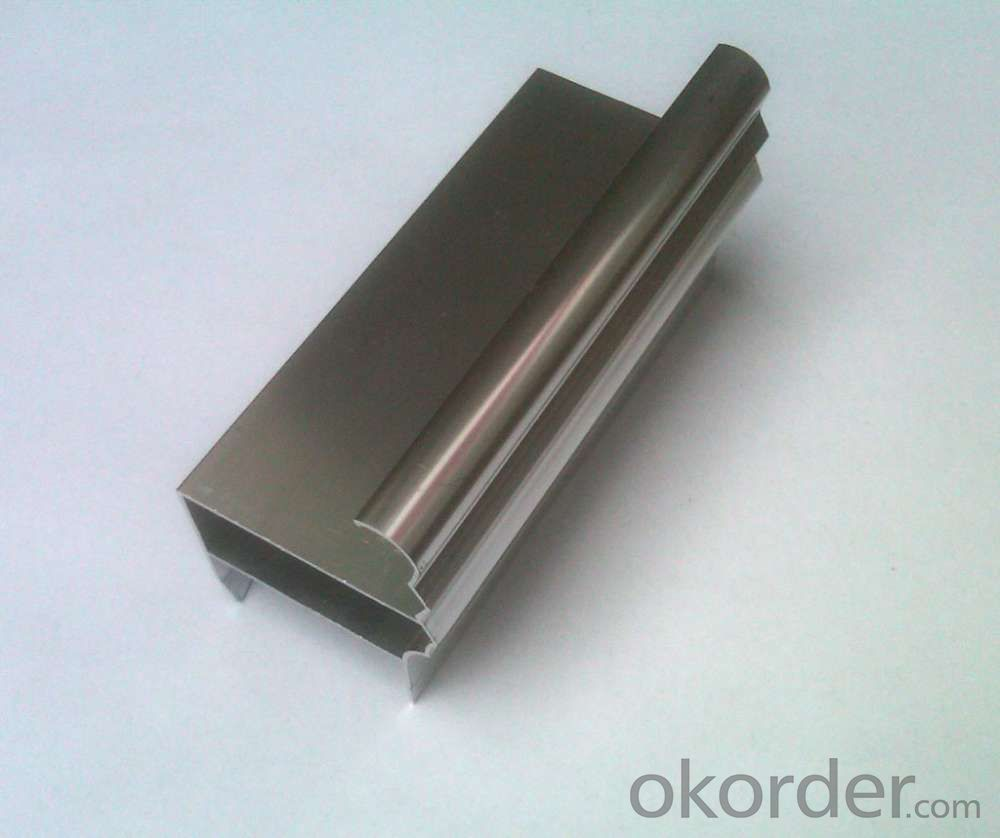 Industrial Aluminum Profile with Good quality