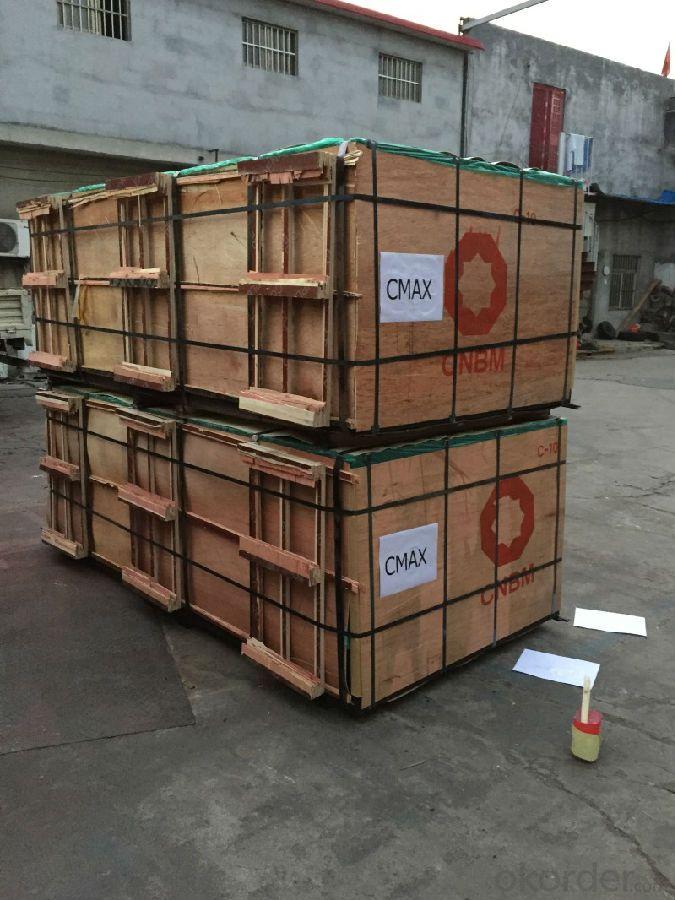 Film enfrenta la madera contrachapada con pintura en aerosol para la forma de construcción