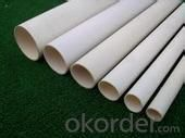 PVC Pipe with 110MM 0.63-1.6MPa GB/T10002.1-2006