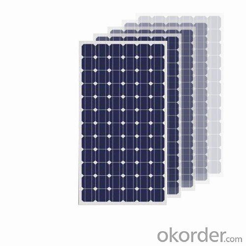 Monocrystalline Silicon 190w Solar Module EU Market