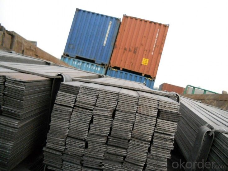 Hot Rolled Flat Steel Bar in Q235B High Quality