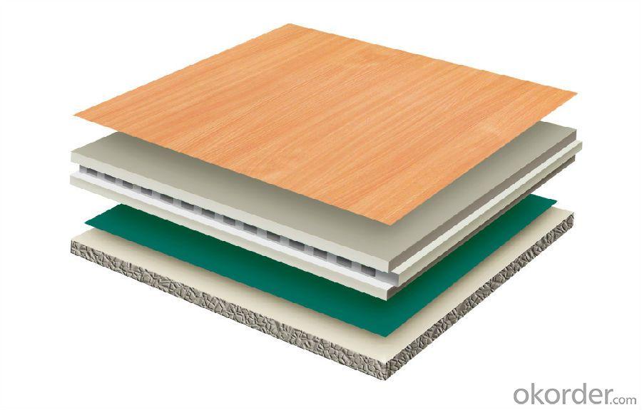 Intelligent Heating  Plate Wooden Grain Panel
