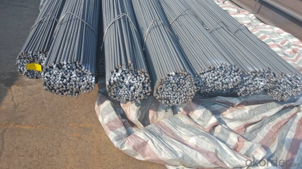 Steel Reinforcing Rebars in Hign Quality