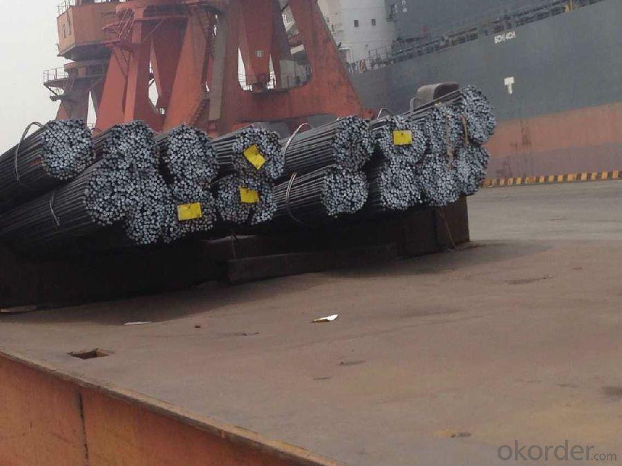 Steel Reinforcing Rebars in Hign Quality