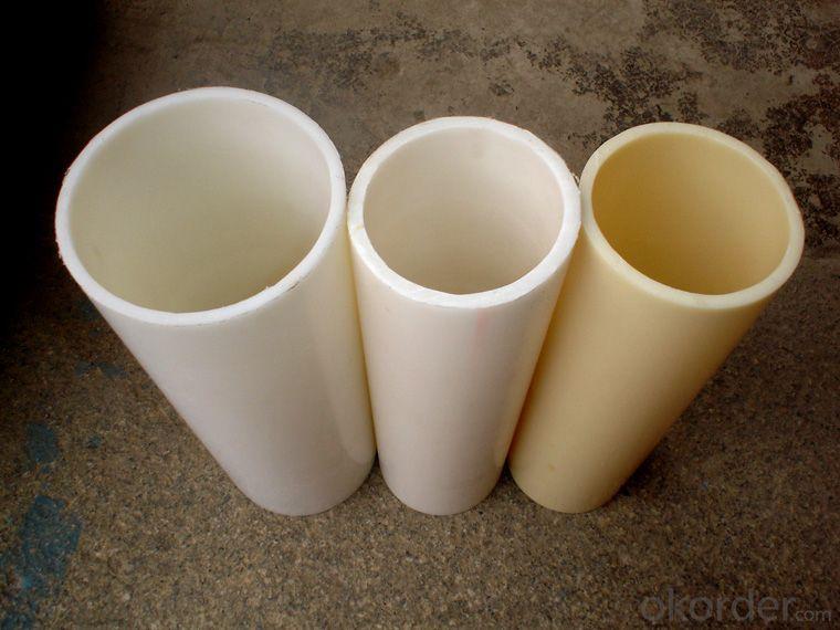 PVC Pressure Pipe ( ASTM Sch 80)0.63-1.6MPa GB/T10002.1-2006