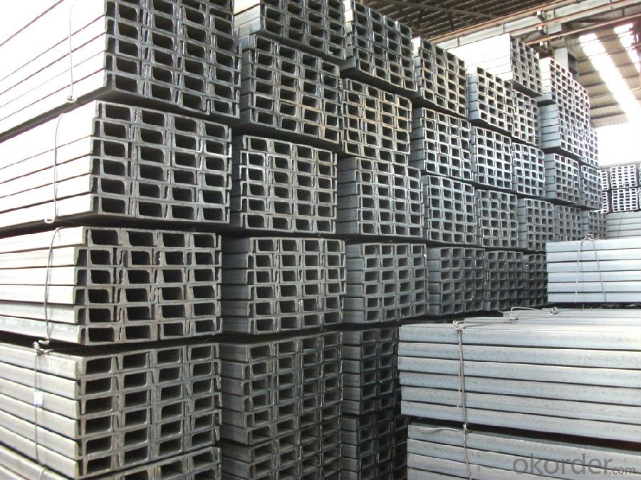 Hot Rolled Steel Channel Bar Q235 SS400 Made In China