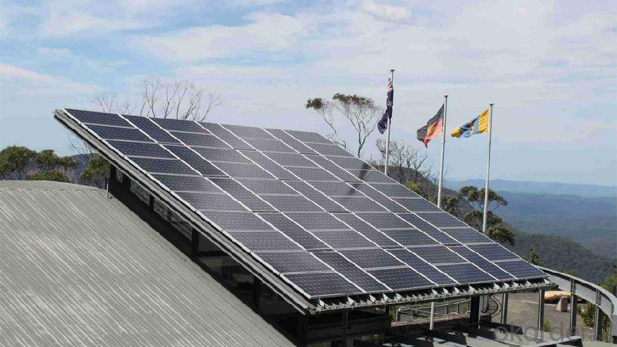 Monocrystalline Silicon 300w Solar Module in USA Market