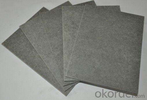 Fiber Cement Board Cement board,   Fireproof Non-asbestos
