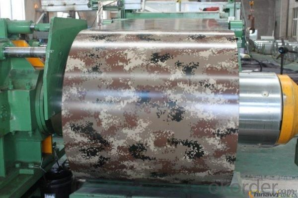 Printing Steel for Decoration JIS 3312 CGCC ASTM A653