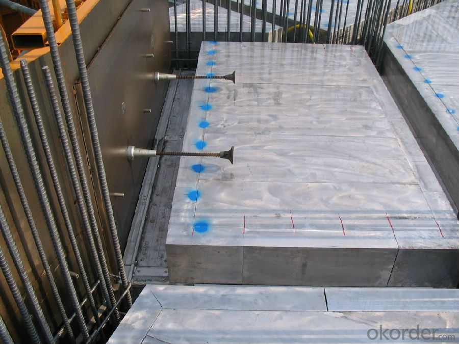 CONSTRUCTION FORMWORK SYSTEMS for Whole Aluminum Formwork