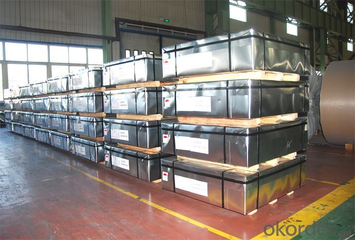 Lacquered Tinplate for Metal Packing ETP sheet