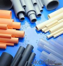PVC Pipe Grey Standard: GB Factory Quality