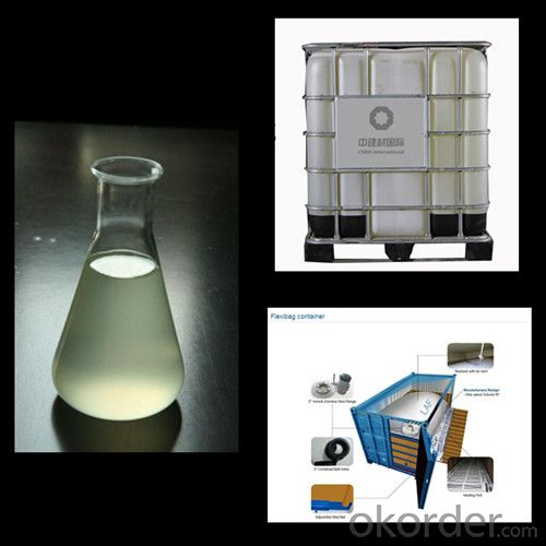 Polycarboxylate Superplasticizer China Supplier High Range Water Reducer