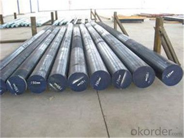 A36 Steel Round Bars from China with High Quality