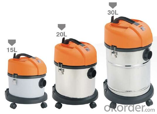 Wet and Dry Industrial Vacuum Cleaner Car Vacuum Cleaner