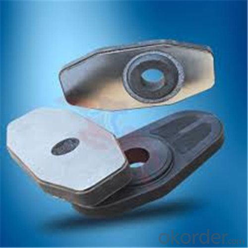 High Performance Ladle  Slide Gate steel