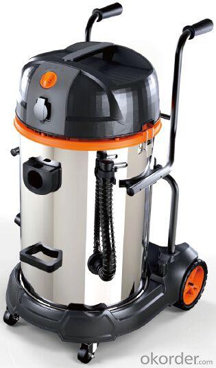 Wet and Dry Industrial Vacuum Cleaner Car Barrel Vacuum Cleaner