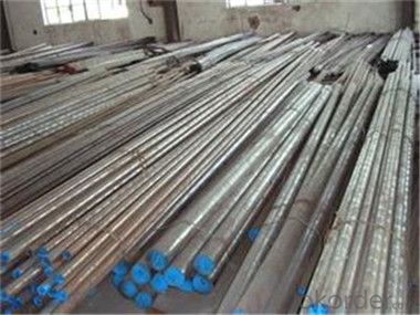 Hot Rolled Carbon Steel Round Bar MS Bar -China CNBM