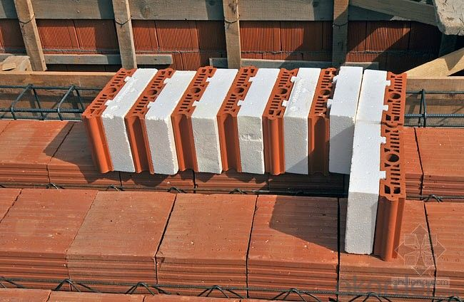 Refractory Mullite Insulating Refractory Brick JM 39