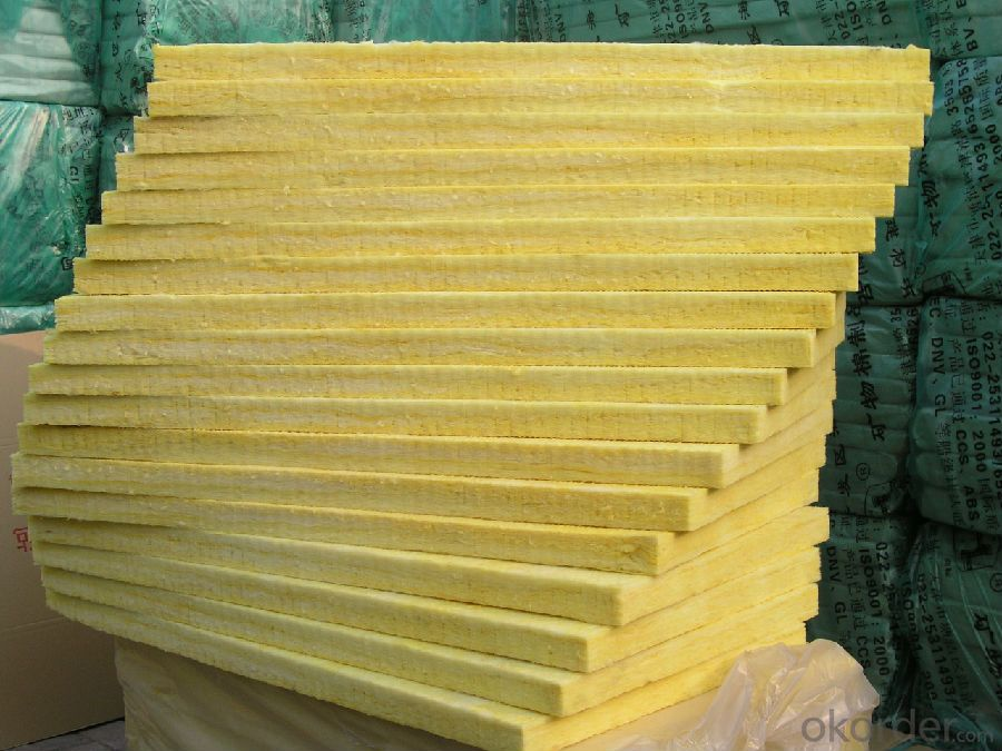 Quality Wool Board/Noise Rock Wool Heat Insulation Materials