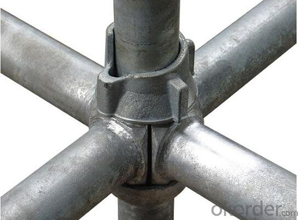 Scaffolding System Accessories Cuplock Scaffoldings of Quality