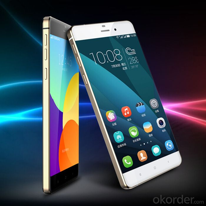 Smart Mobile Phone 5.5 Inch 4G Eight- Core Ratina HD Android