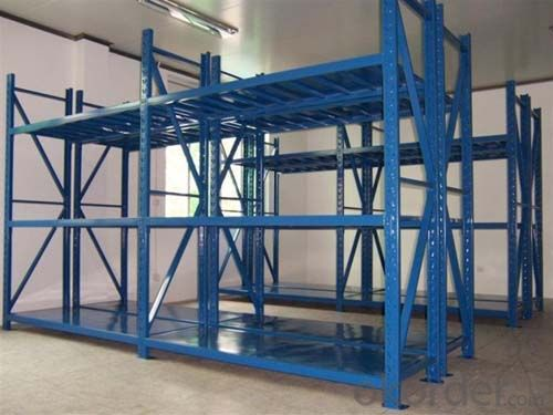 Medium Duty Racking System for Warehouse Storage