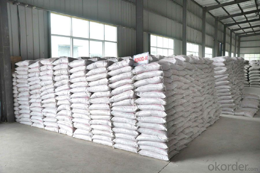 Low Cement Refractory Castable Made in China
