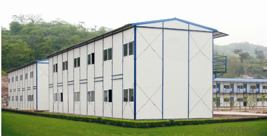 Prefabricated Sandwich Panel House Factory Price