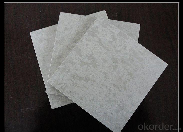 Waterproof Calcium Silicate  Board  Tiles